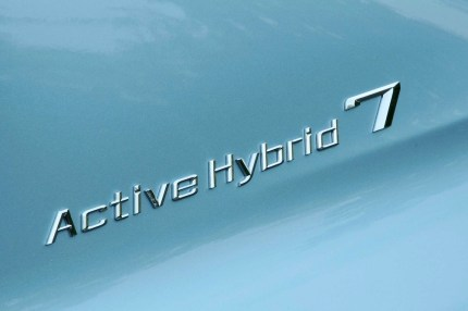 © BMW / BMW ActiveHybrid 7