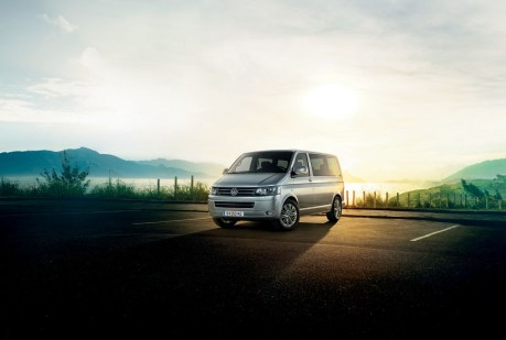 © Volkswagen / VW Multivan Generation