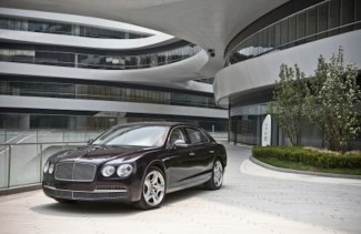 © Bentley Motors / Flying Spur