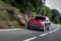 © Fiat Group / Europapremiere des neuen Jeep® Cherokee auf dem 84. Internationalen Genfer Automobil-Salon