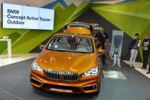 © Motornews / BMW Concept Active Tourer