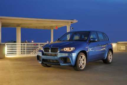 © BMW GROUP / BMW X5 M (04/2009)