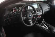 © BMW GROUP / Der neue BMW M5. Interieur. (05/2013)