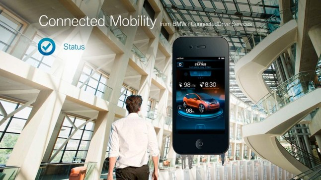 © BMW GROUP / BMW i ConnectedDrive, Remote App (06/2013)