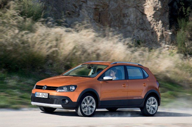 © Volkswagen / VW Polo CrossPolo