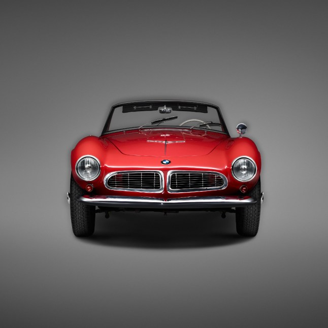 © BMW GROUP / BMW 507