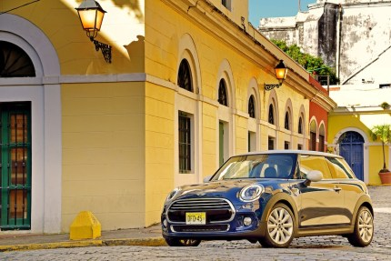 © BMW GROUP / MINI Cooper