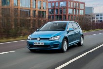 © Volkswagen / VW Golf TGI BlueMotion