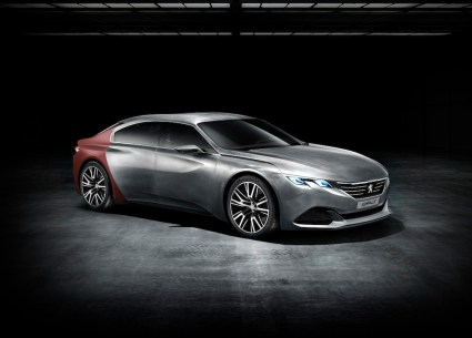 © Peugeot / PEUGEOT EXALT - Concept Car - Innovatives Design für die Sinne