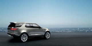© Land Rover / Land Rover Discovery Vision Concept