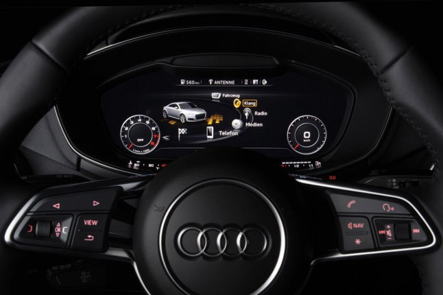 © Audi / Neue Sound-Dimension im Audi TT