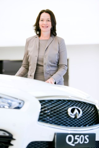 © Infiniti / Gaby-Luise Wüst wird Infiniti Vice President Global Operations