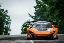 © Copyright McLaren Automotive Limited / McLaren GT enthüllt die neueste Generation des 650S GT3 auf dem Goodwood Festival of Speed 2014