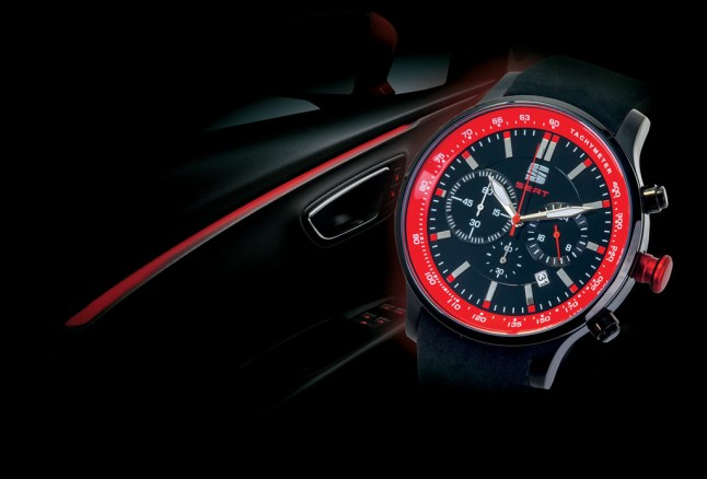© Seat / SEAT Chronograph – Modell C2125SGH