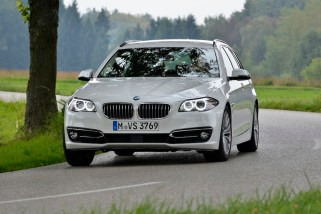 © BMW Group / Der neue BMW 520d Touring