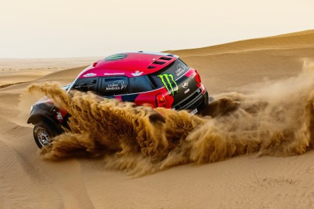 © BMW Group / MINI - Rallye Dakar 2015