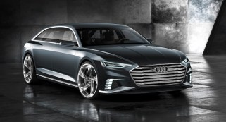© Audi / Das Showcar Audi prologue Avant