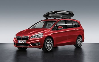© BMW Group / Der neue BMW 2er Gran Tourer