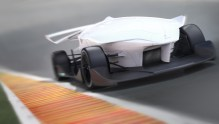 © ED DESIGN S.R.L. / MAAL - Mobile Autonomous Automobile Laboratory - an fully autonomous, fully electric race car / TORQ