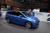 © MotorNews kw / 85. Auto-Salon Genf 2015 / BMW 2er Gran Tourer