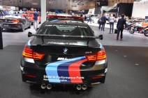 © MotorNews kw / 85. Auto-Salon Genf 2015 / BMW M4 Coupe MotoGP Safety Car