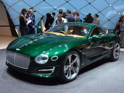 © MotorNews kw / 85. Auto-Salon Genf 2015 / Bentley EXP 10 Speed 6