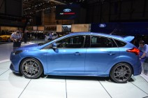 © MotorNews kw / 85. Auto-Salon Genf 2015 / Ford Focus RS