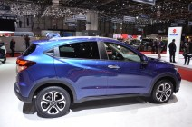 © MotorNews kw / 85. Auto-Salon Genf 2015 / Honda HR-V
