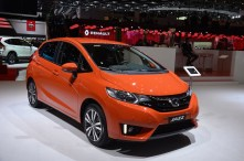 © MotorNews kw / 85. Auto-Salon Genf 2015 / Honda Jazz