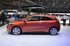 © MotorNews kw / 85. Auto-Salon Genf 2015 / Hyundai i20 Coupe