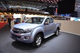 © MotorNews kw / 85. Auto-Salon Genf 2015 / Isuzu D-Max Space Cab