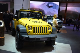 © MotorNews kw / 85. Auto-Salon Genf 2015 / Jeep Wrangler