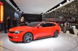 © MotorNews kw / 85. Auto-Salon Genf 2015 / Kia SPORTSPACE Concept Car