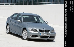 © BMW Group / BMW 3er Limousine E90 (09/2007)
