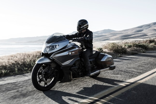 "© BMW Group / BMW Motorrad ""Concept 101"" - The Spirit of the Open Road"