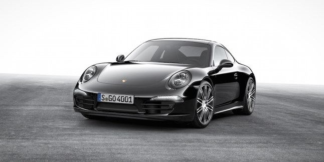 © Porsche / Porsche 911 Carrera Black Edition