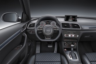 © Audi / Der Audi RS Q3 performance - satte 367 PS / Interior - Cockpit