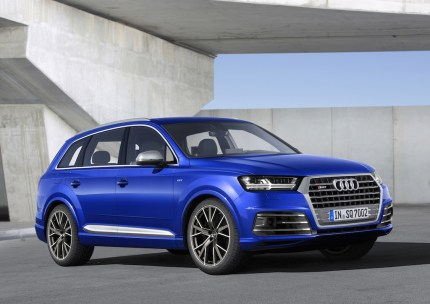 © Audi / Der Audi SQ7 TDI / Colour: Sepang Blue