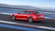 © Audi / Audi S4, Colour: Misano Red