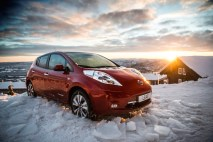 © Nissan / Nissan Leaf 30kWh - Version