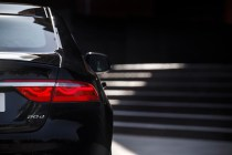 © Jaguar Land Rover / Jaguar XF R-Sport / Farbe: Ultimate-Black
