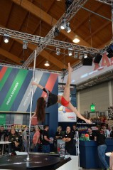 © MotorNews kw / Tuningworld Bodensee 2016 / Sonax Poledance