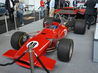© MotorNews kw / Klassikwelt Bodensee 2016_Old English Style / Lola Cars T 70 MK 3B