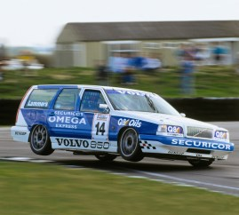 © Volvo Car Corporation / 25 Jahre Volvo 850 / Volvo 850 Racing BTCC / Jan Lammers - 1994