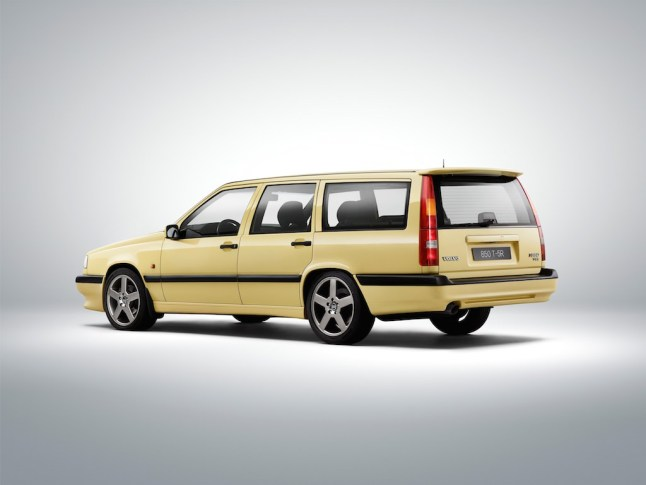 © Volvo Car Corporation / 25 Jahre Volvo 850 / Volvo 850 T-5R