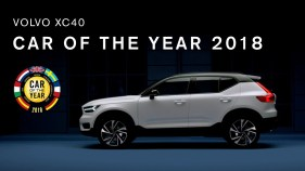 "Volvo XC40 ""Car of the Year"""