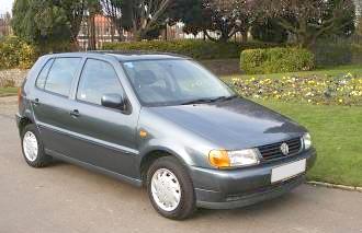 1997 Volkswagen Polo Partsopen