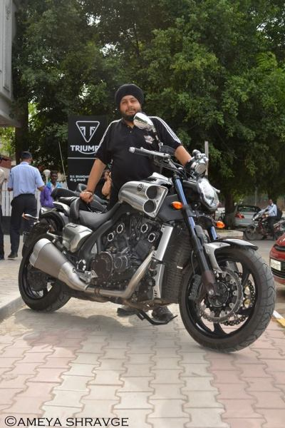 Yamaha VMAX Ownership India 3