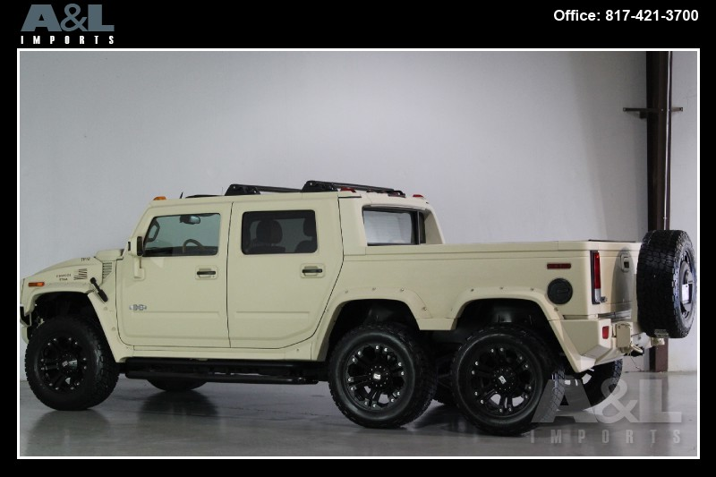 Its Time For A Hummer 6X6 Motoroids