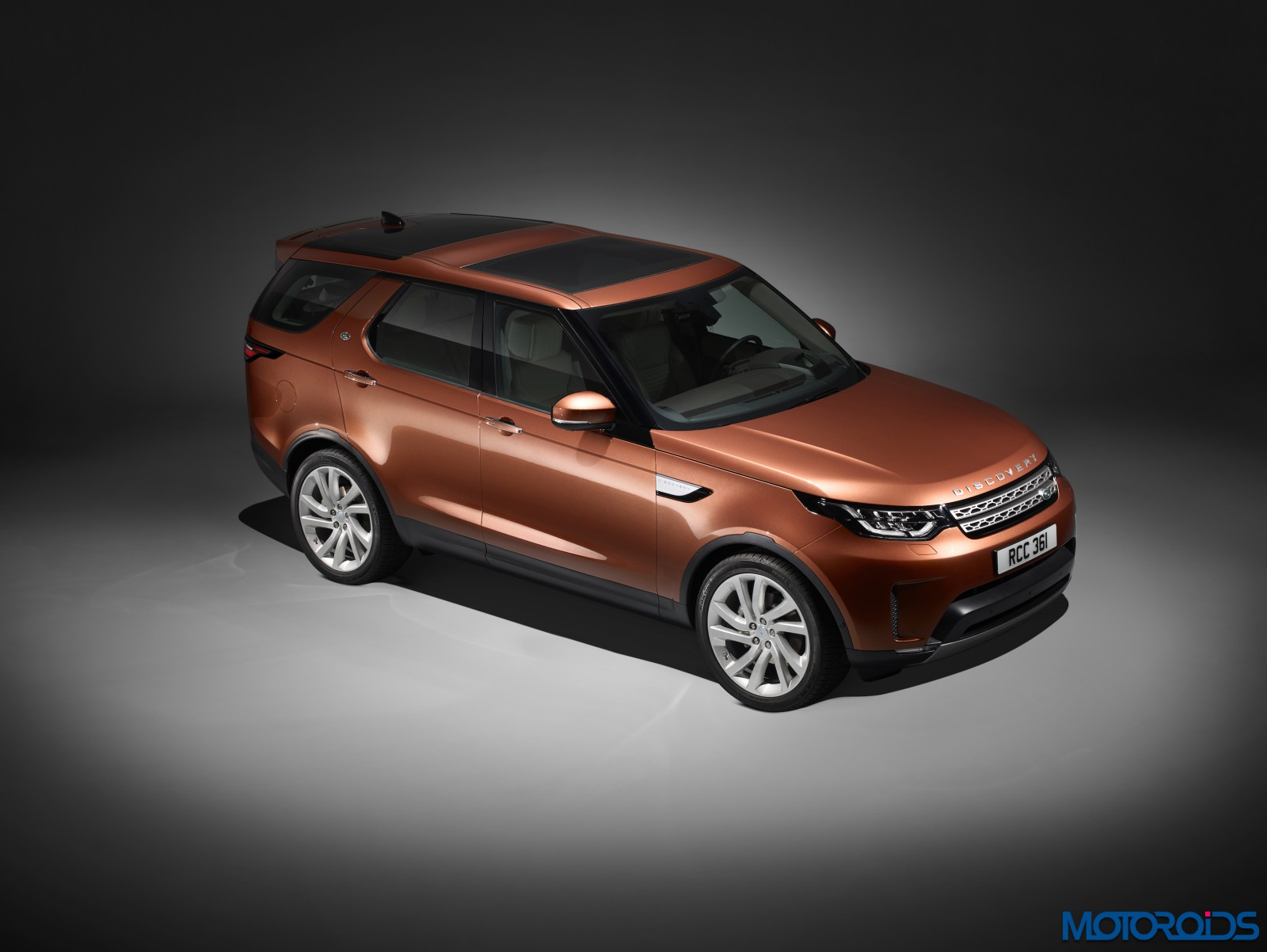 All New Land Rover Discovery India Launch Scheduled October 28
